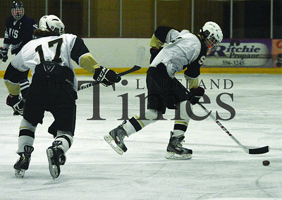 1-11-14 Lakeland Boys' Hockey vs. Waupaca