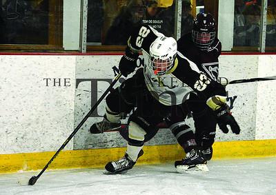 1-21-14 Lakeland Boys' Hockey vs. Antigo