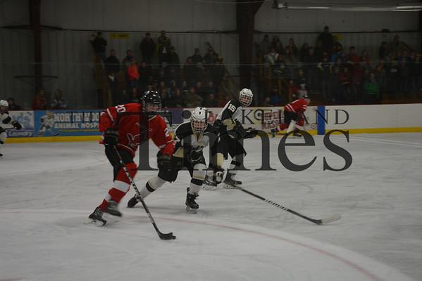 12-14-13 Lakeland Boys' Hockey vs. Pacelli
