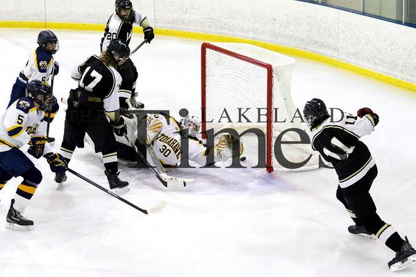 12-17-15 LUHS Boys' Hockey v. Tomahawk