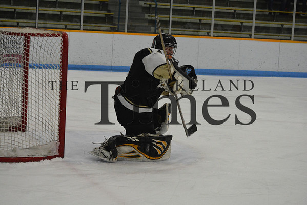 2-1-14 Lakeland Boys' Hockey at Stevens Point
