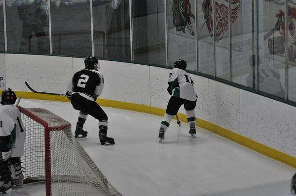 Boys Hockey at Rhinelander