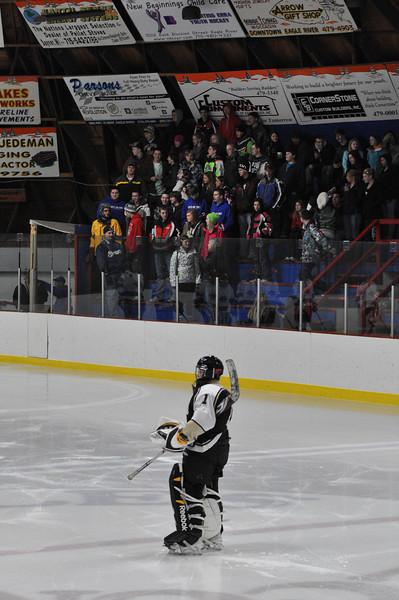 Lakeland Boys Hockey at ER