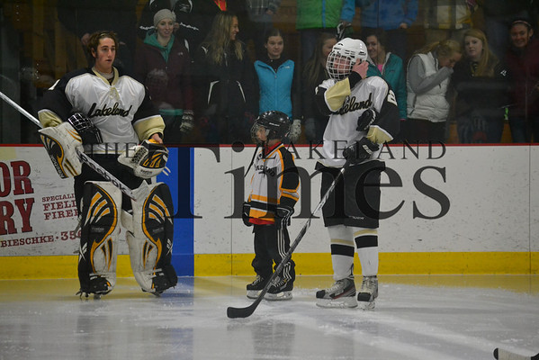 Lakeland Hockey Youth Night 12-5-13
