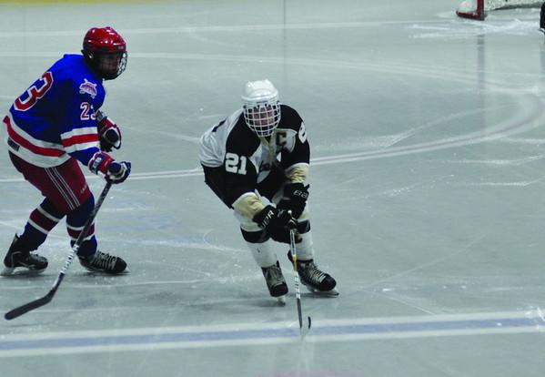WIAA Boys Hockey Sectionals