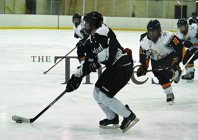 1-13-14 Lakeland Girls' Hockey at Tomahawk