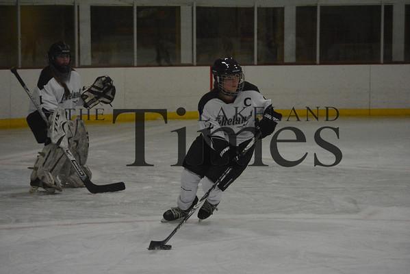 12-27-13 LUHS Girls' Hockey vs. Beaver Dam