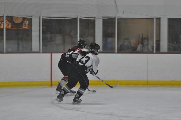 Girls Hockey vs. Marshfield