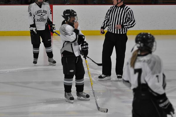 Girls Hockey vs. Medford