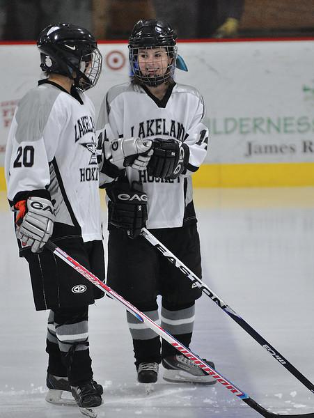 Lakeland Girls Hockey 2010-11