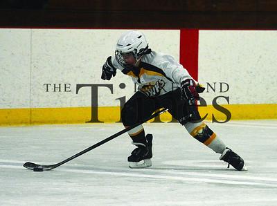 1-18-14 Lakeland Peewee Hockey vs. Rhinelander