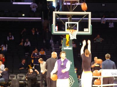 Lakers vs Spurs 04-04-2010