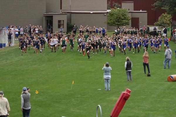 Lakes Region Cross-Country Running | September 19
