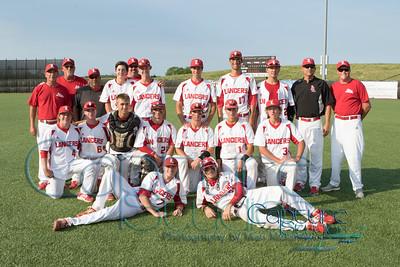 Lakeshore Baseball Semi final team1853