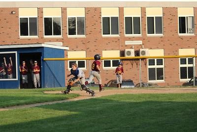 Lansing Baseball vs Whitney Point