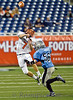 Garrett Pougnet completes 12-15 passes in the MHSAA division 5 finals vs Lansing Catholic Central.