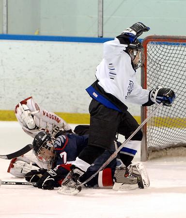 Feb24, 2007 Peewee AA vs Griffins