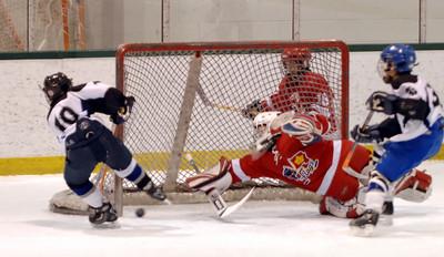 January 14, 2007 vs. Port Huron