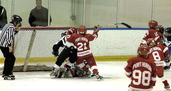 Oct 12, 2007 vs Port Huron