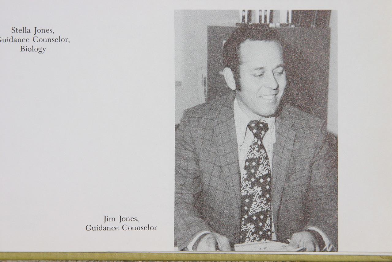 Coach Jim Jones