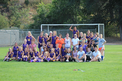 Lassen High Field Hockey Alumni Game