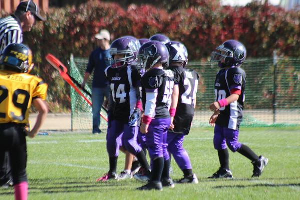 Lassen Youth Football 10-13-12