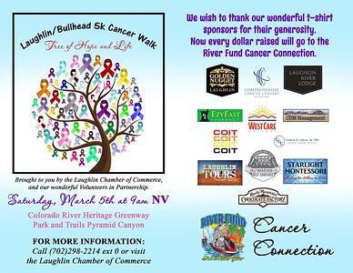 Laughlin/Bullhead 5k Cancer Walk