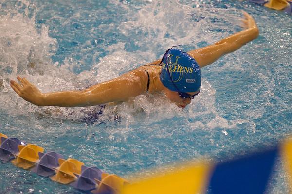 Lauren Ahern UD Swimming