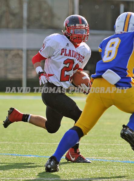 Lawrence vs Plainedge Football 2011