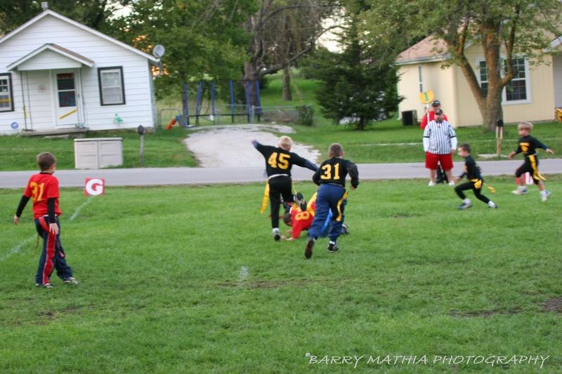 Lawson Flag Football 100605 022