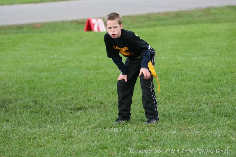 Lawson Flag Football 100605 026