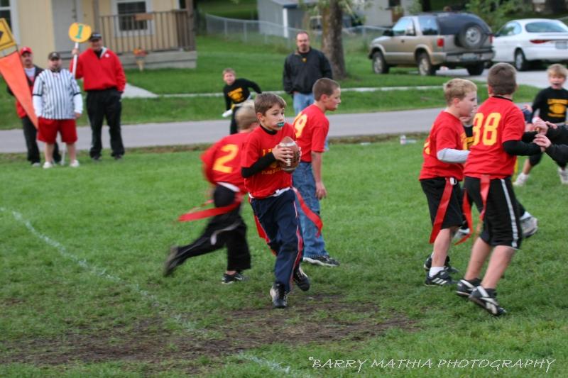Lawson Flag Football 100605 007