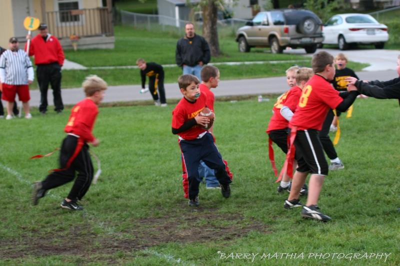 Lawson Flag Football 100605 006