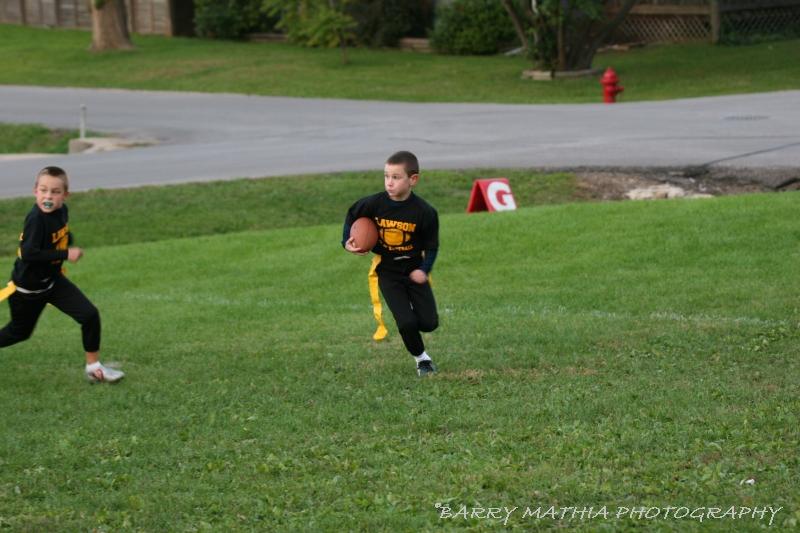 Lawson Flag Football 100605 001