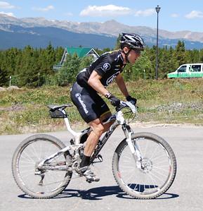 Leadville Trail 100 August 2010