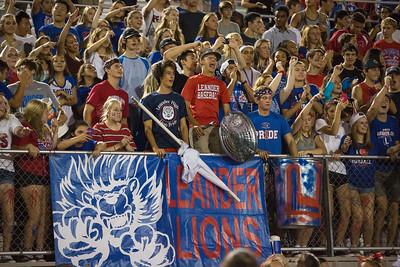 Rouse VS. Cedar park September 4th 2015