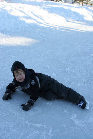 Learning to Skate 2008