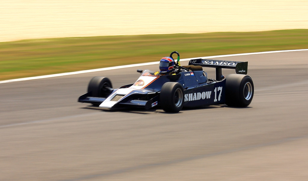 No. 17 Charles Warner 1979 Shadow DN9b at Barber