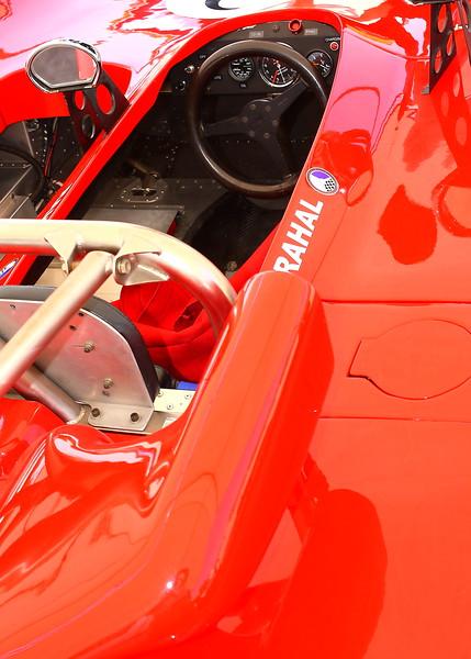 No. 9 Lola Cockpit