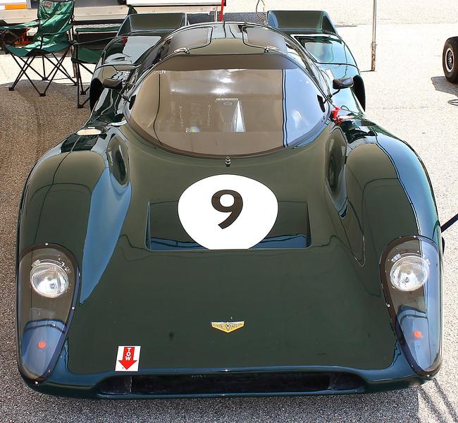 No. 9 Chevron