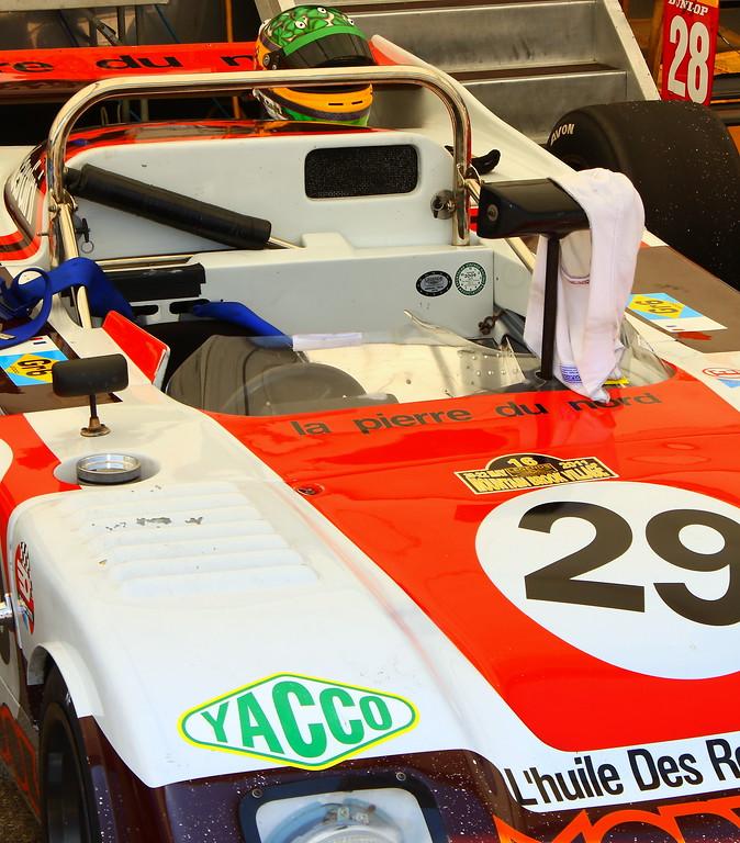 No. 29 1977 Chevron B36 Barber Motorsports Park