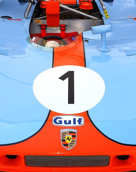 No. 1 1971 Porsche 908-3 Upclose Barber Motorsports