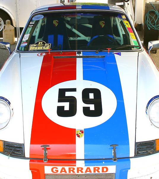No.59 1973 Porsche RSR911 Barber Motorsports Park