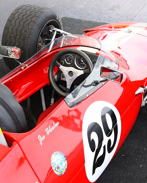 Joe Blacker No. 29 1969 Brabham B29