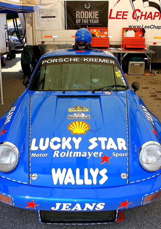 No. 6 74 75 Porsche RSR 911 Barber Motorsports