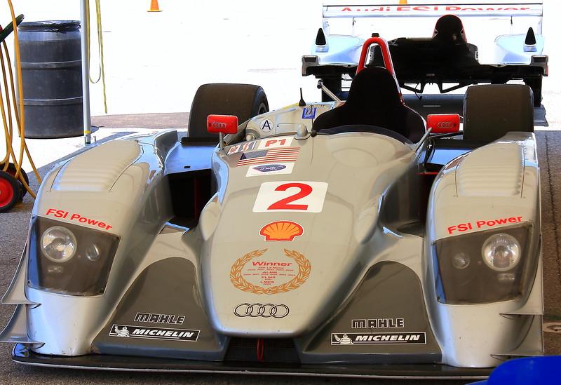 2005 Audi R8 Le Mans Prototype