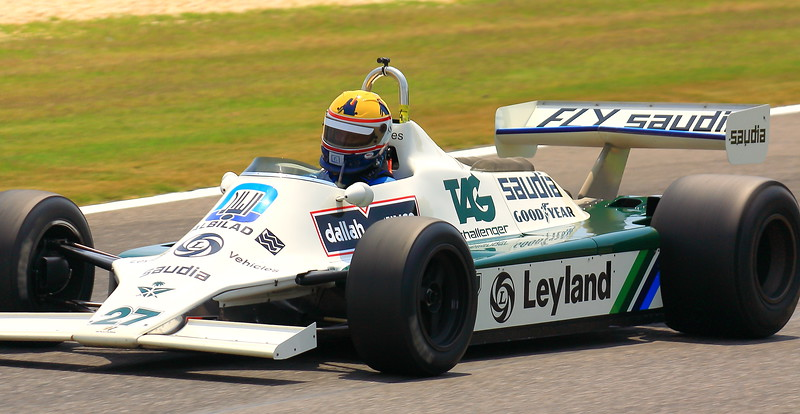 No. 27 1980 Williams FW071B Barber Motosrsports Park