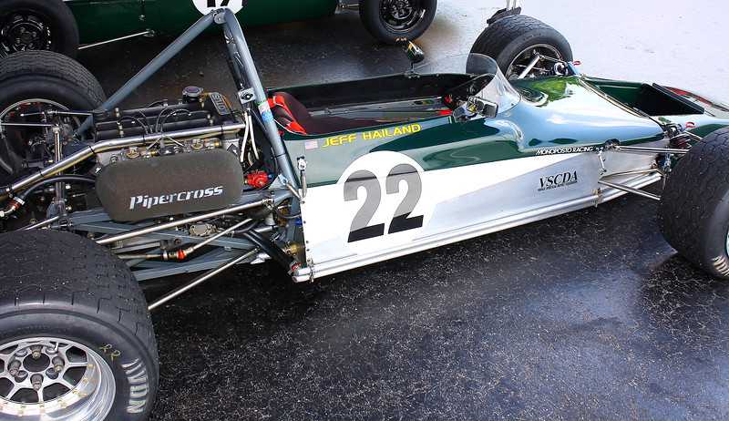 No. 22 1971 Lotus 69FB