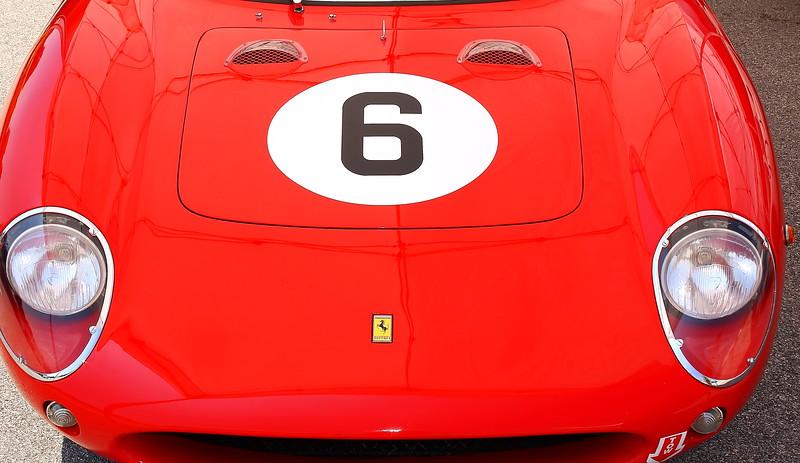 No. 6 1965 Ferrari 250 LM Barber Motorsports Park