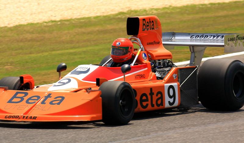 No. 9 1976 March 761 Barber Motorsports Park